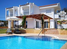 Villa Amadeus, Rhodes
