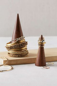 Magical Thinking Pyramid Bracelet Holder - Urban Outfitters