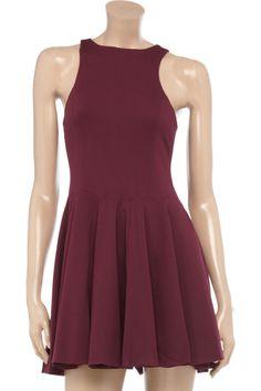 Tibi Gemma jersey dress - 55% Off Now at THE OUTNET