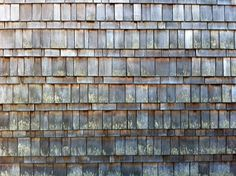 L&J - we talked about wood shingles for the roof / wall, check these out (from a bungalow near Shap Abbey of all places! Cedar Shingles, Bungalow, House Ideas, Places, Check, Wall, Home Decor, Homemade Home Decor, Cedar Shakes
