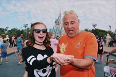 Why you need to take your dad to Walt Disney World ASAP