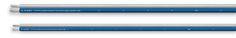 Cable transparente y azul para bocina, calibre 12 (115.8) m
