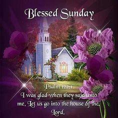 Blessed Sunday