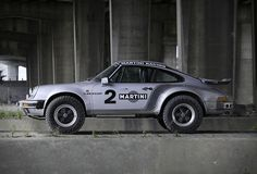 Porsche 911 Safari | Image