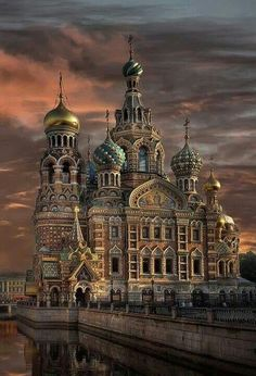St. Petersburg... A fairytale...