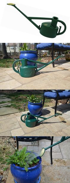 Watering Cans 20547: Bosmere V115 Haws Plastic Outdoor Long Reach Watering Can -> BUY IT NOW ONLY: $56.39 on eBay!