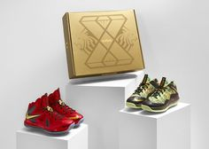 LeBron X Championship Package