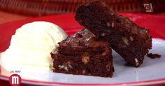 Brownie de amendoim - TV Gazeta