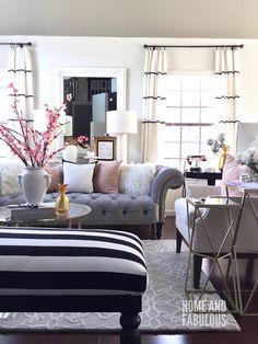 Home Interior Inspiration .Home Interior Inspiration Quirky Home Decor, Classic Home Decor, Cheap Bedroom Decor, Cheap Home Decor, Luxury Homes Interior, Home Interior Design, Living Room Designs, Living Room Decor, Piece A Vivre