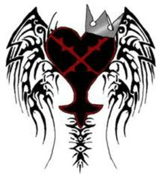 I wanna get this tattooed on me somewhere...the heartless are dope