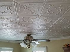 Ceiling Tiles Ideas & Photos - DecorativeCeilingTiles.net