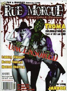 Rue Morgue Magazine Pdf