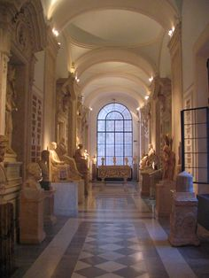 Rome, Italy. Capitoline Museums.