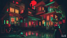 The Neon Shallows