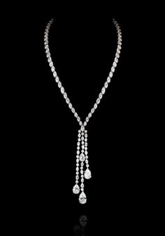 Leviev diamond necklace « Yara's Way Events