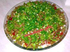 Konya'da düğün gününden bir gün önce verilen tadına doyulmaz lezzeti olan Etli Tirit.