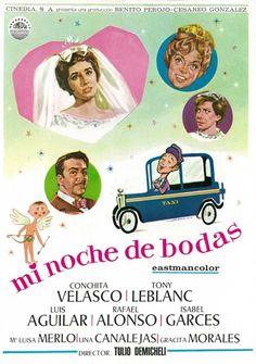 Mi noche de bodas (1961) de Tulio Demicheli - tt0055172