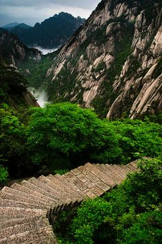 The Middle Country, China