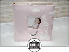 Lujo Bebé niña rosa álbum de fotografía Elli rifa 40páginas de doble cara tamaño:-22cm x 22cm  ✿ Regalos para recién nacidos - Bebes ✿ ▬► Ver oferta: http://comprar.io/goto/B00LRF6XNK