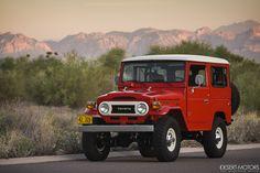 1978 Toyota Land Cruiser FJ40   Desert-Motors.com