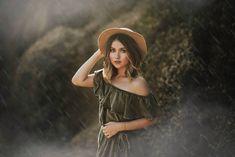 Rain and Fog Overlays for Photoshop
