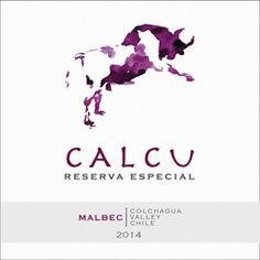 Calcu Reserva Malbec 2014 – A rare Malbec from Chile and an incredible value, # 39 on the Wine Enthusiast Top 100 Value Wines for This is all about freshness with a combo of dark fruit and herbs, drinks way above its modest price and calls for some steak. Long Island Winery, Malbec Wine, Wine Enthusiast Magazine, Wine Auctions, Bordeaux Wine, Napa Valley Wine, Expensive Wine, Wild Strawberries, Wood