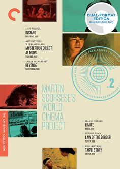 Martin Scorsese's World Cinema Project No. 2 - The Criterion Collection