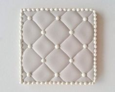 Quilted-cookie