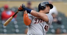 Tigers' best for 2017: No. 10 Victor Martinez always a good hitter