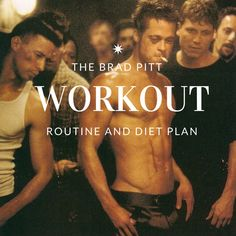 BONUS: Is it weird that I haven't created/researched a workout routine for Brad Pitt yet? Yeah, I think so too. Well, we're going back in time and researching the Brad Pitt workout based around Fight Club and Achilles. They're slightly different, as Pitt was portrayed a bit bulkier in Troy, but we'r…