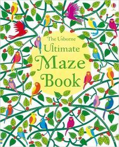 Ultimate Maze Book: Amazon.co.uk: Kirsteen Robson, Phillip Clarke: 9781474903141: Books