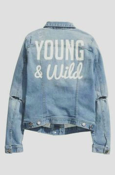 A fashion look from April 2017 featuring flap jacket, short denim shorts and mesh underwire bra. Browse and shop related looks. H&m Denim Jacket, Gilet Jeans, Distressed Jean Jacket, Blue Denim, Looks Jeans, H&m Jackets, Denim Jackets, Outerwear Jackets, Man Fashion
