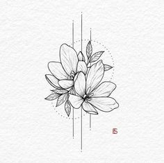 Small tattoos are very popular now, and there are countless small tattoo designs to choose from, but these small tattoos flowers ideas are not to be missed. Tattoo Femeninos, Piercing Tattoo, Tattoo Drawings, Art Drawings, Piercings, Band Tattoo, Samoan Tattoo, Polynesian Tattoos, Tattoo Sketches