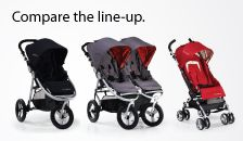 See which Bumbleride is right for your family. Jogging? All-Terrain? Compact/Travel?