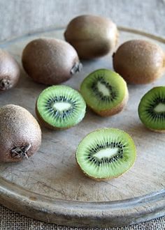 Kiwi's have as much potassium as bananas.