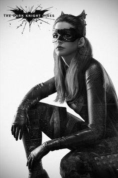 The Dark Knight Rises: Catwoman