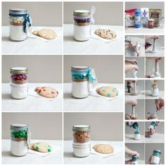18. Cookie Mix In a Jar | 22 Perfect DIY Gifts For Stressed-Out Moms