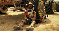 On the size or Mars rovers, and whether or not Matt Damon delivered a climate message in The Martian.