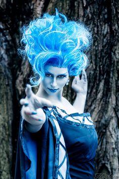 OMFG Female Hades (Hercules) by Horitsu #cosplay