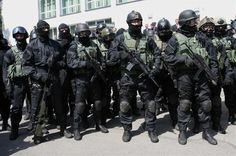 GROM POLISH SPECIAL ELITE FORCES