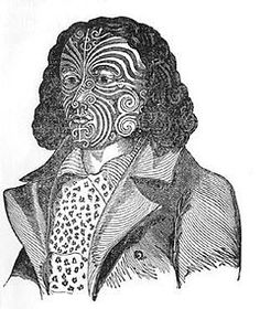 Barnet Burns (November 1805 – 26 December 1860) was an English sailor, trader, and showman who became one of the first Europeans to live as a Pākehā Māori and to receive the full Māori facial tattoo.