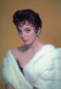 Technicolored Joan Collins