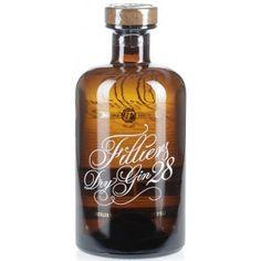Fillers Dry Gin 28 - Der Belgier mit der formschönen Flasche!
