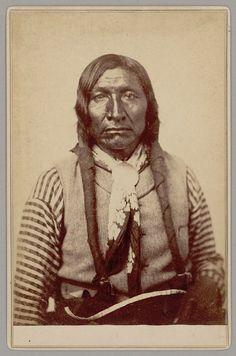 Yellow Bear - Hinono'eino (Arapaho) Nation