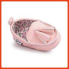 Itaar Babyschuhe Lauflernschuhe PU-Leder Boot Schuhe mit weicher rutschfester Sohle für Babys und Kinder 0-18 Monate (*Partner Link)
