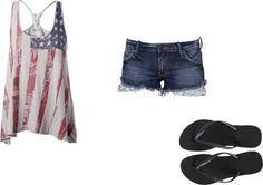 I like the shirt, created by tiffintots on Polyvore