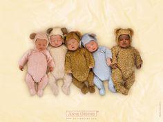 Bébés d'Anne Geddes