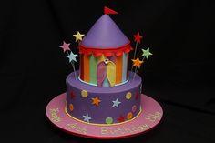 carnival birthday cake | Elly's 4th Birthday - Carnival theme | Flickr - Photo Sharing!