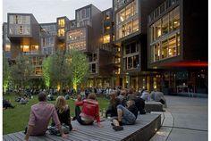 コペンハーゲンにある学生寮がカッコよすぎる