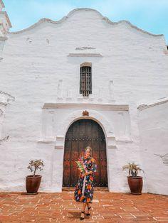 Day Trip To The Mission Basilica in San Diego California Travel Guide, California Beach, Interesting Blogs, Day Trip, Orange County, Sagittarius, San Diego, Hiking, History